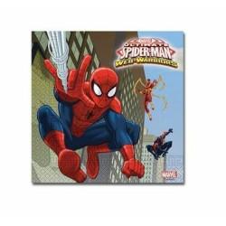 TOVAGLIOLI 2 VELI SPIDERMAN...